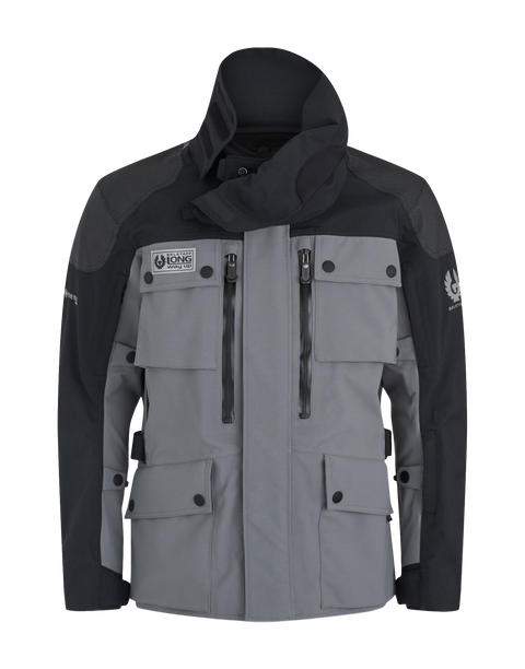 Belstaff - Long Way Up - Gore-Tex Jacket - Grey/Black