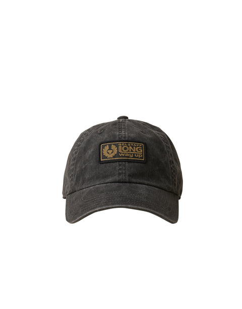 Belstaff - Long Way Up - Baseball Cap - Black