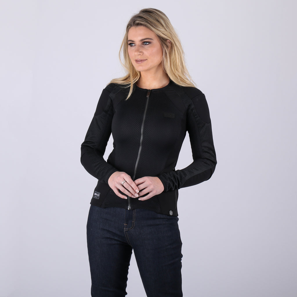 Knox URBANE PRO Armoured Motorcycle Jacket/Shirt - Ladies