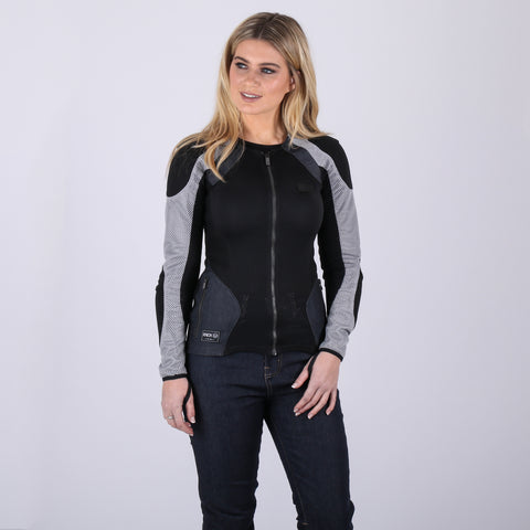 Knox URBANE PRO Armoured Motorcycle Shirt - Ladies