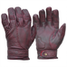 GOLDTOP - Short Bobber Gloves - OxBlood