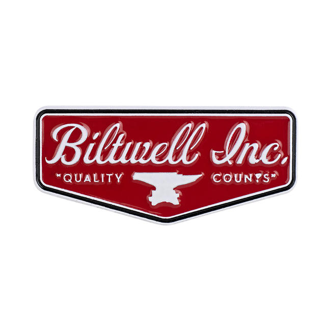 Biltwell Enamel Pin Badge - Shield