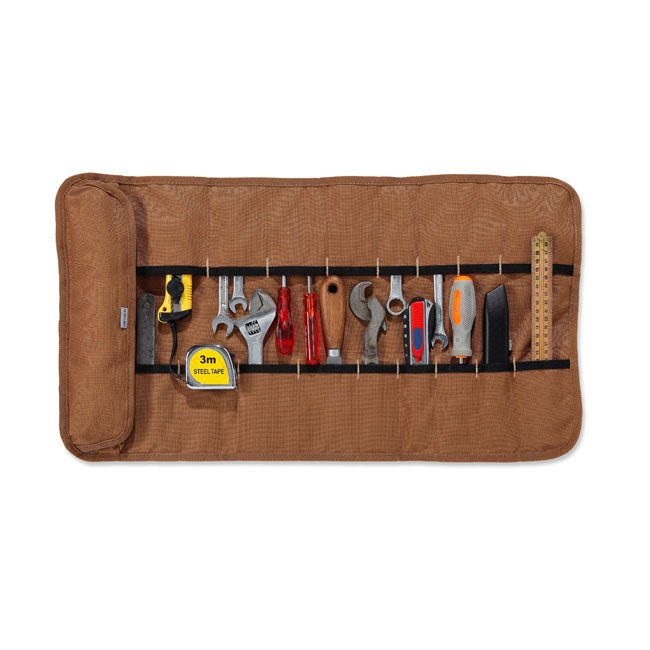 Carhartt Tool Roll - Brown