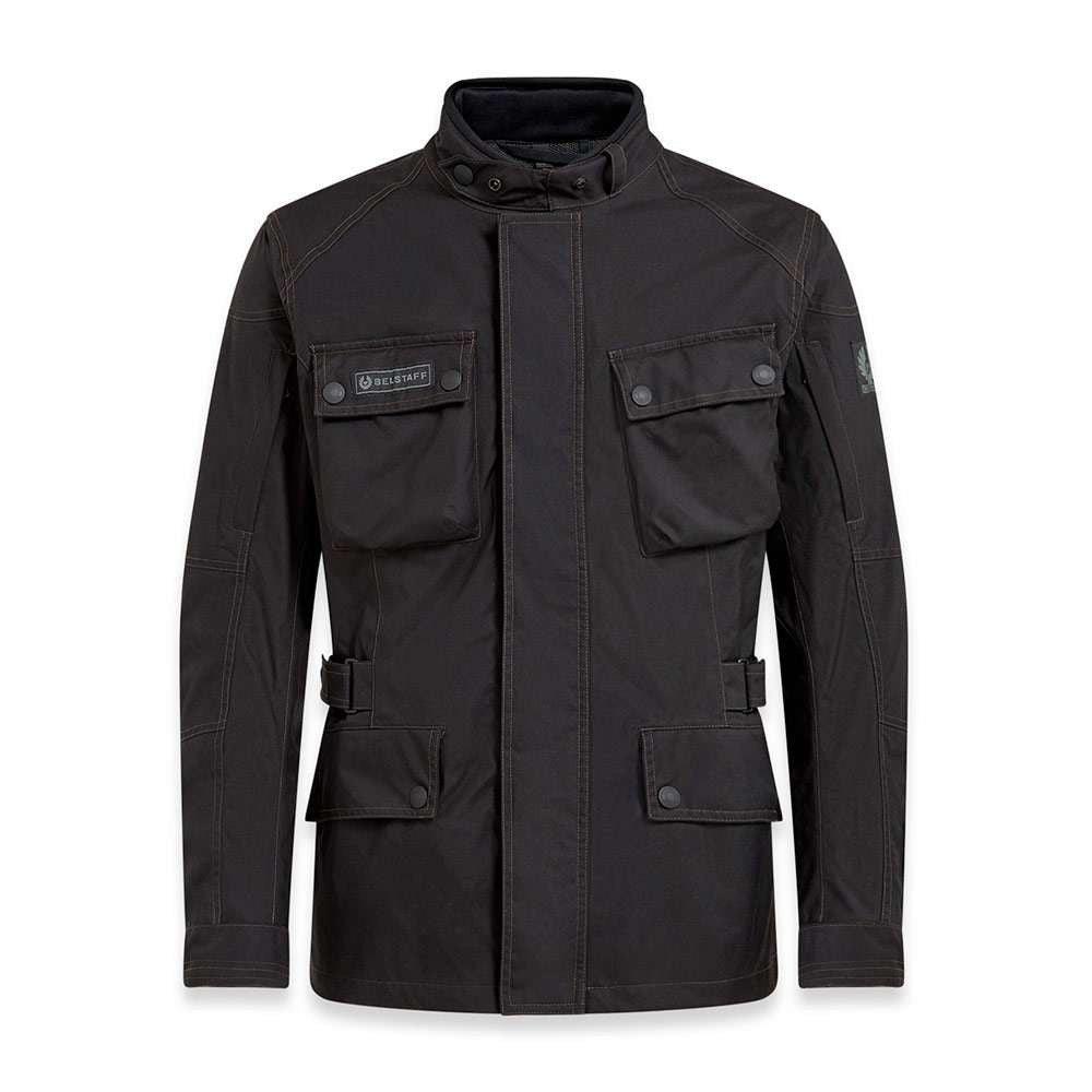 Belstaff Macklin Motorcycle Jacket - Black