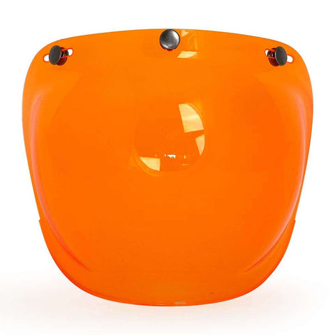 Roeg Bubble Visor - Orange