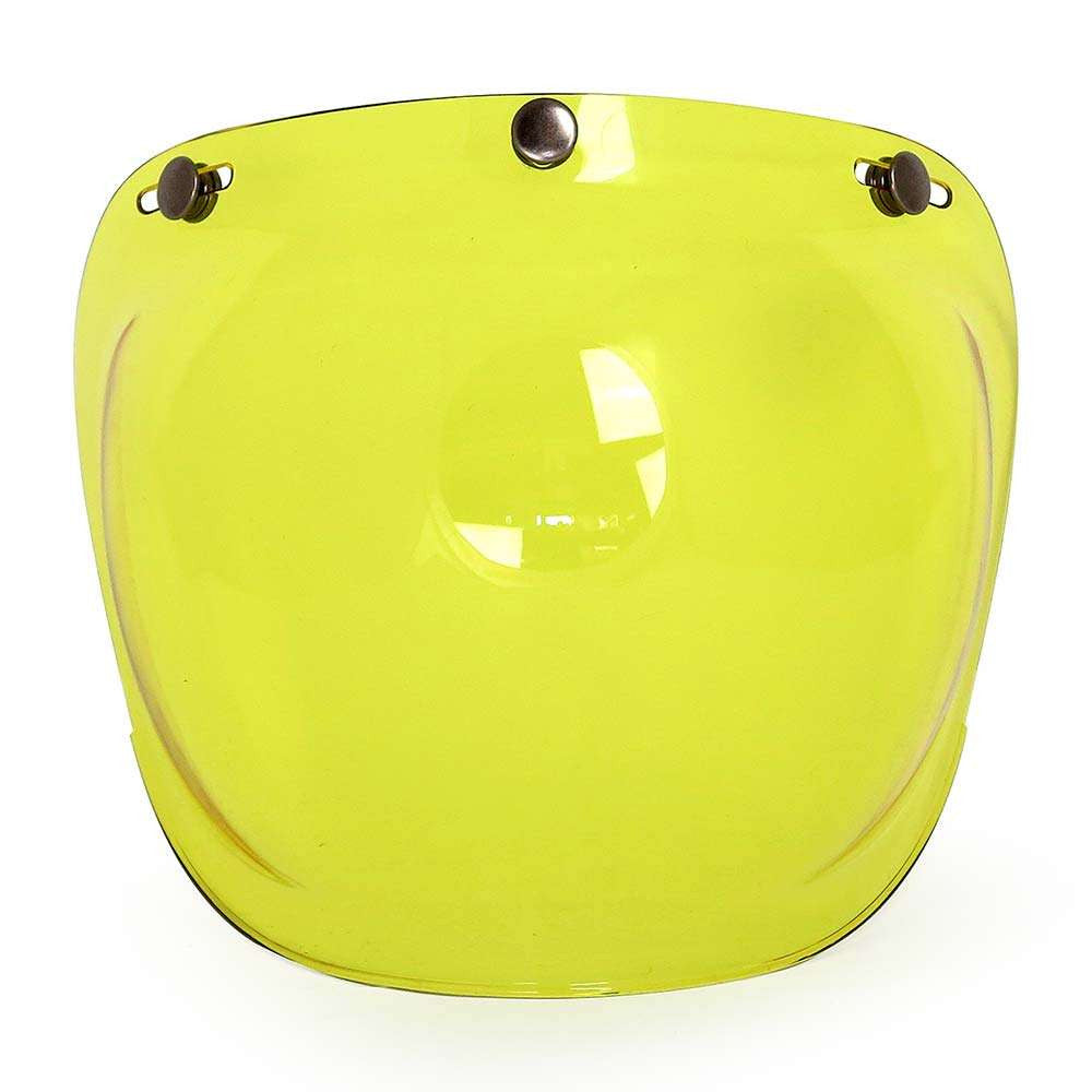 Roeg Bubble Visor - Yellow