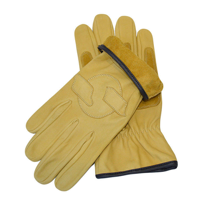 GOLDTOP - Unlined Tan Leather Cruiser Glove
