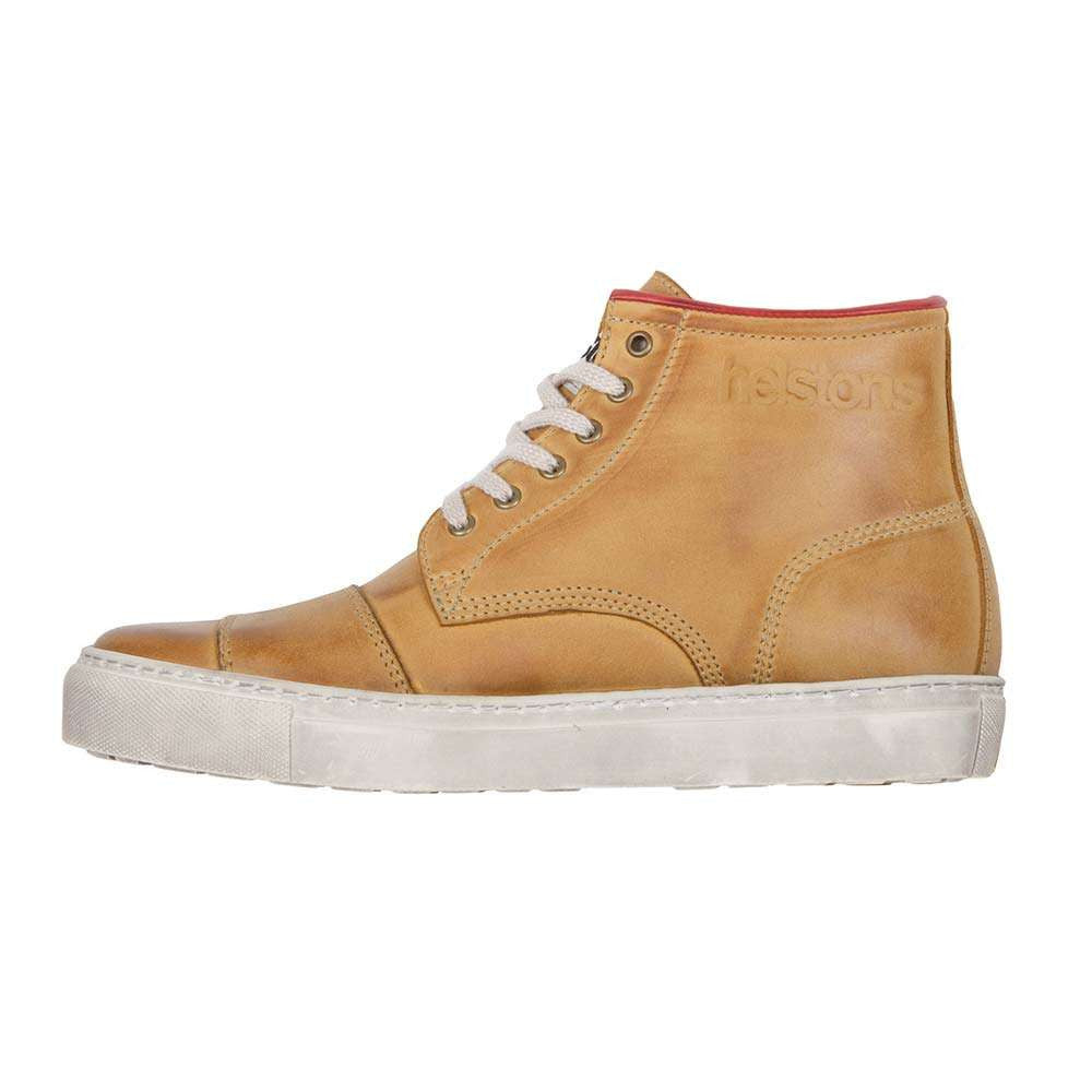 Helstons Basket C5 Leather Boot - Tan
