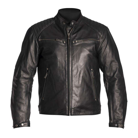 Helstons ROCKET Buffalo Leather Motorcycle Jacket