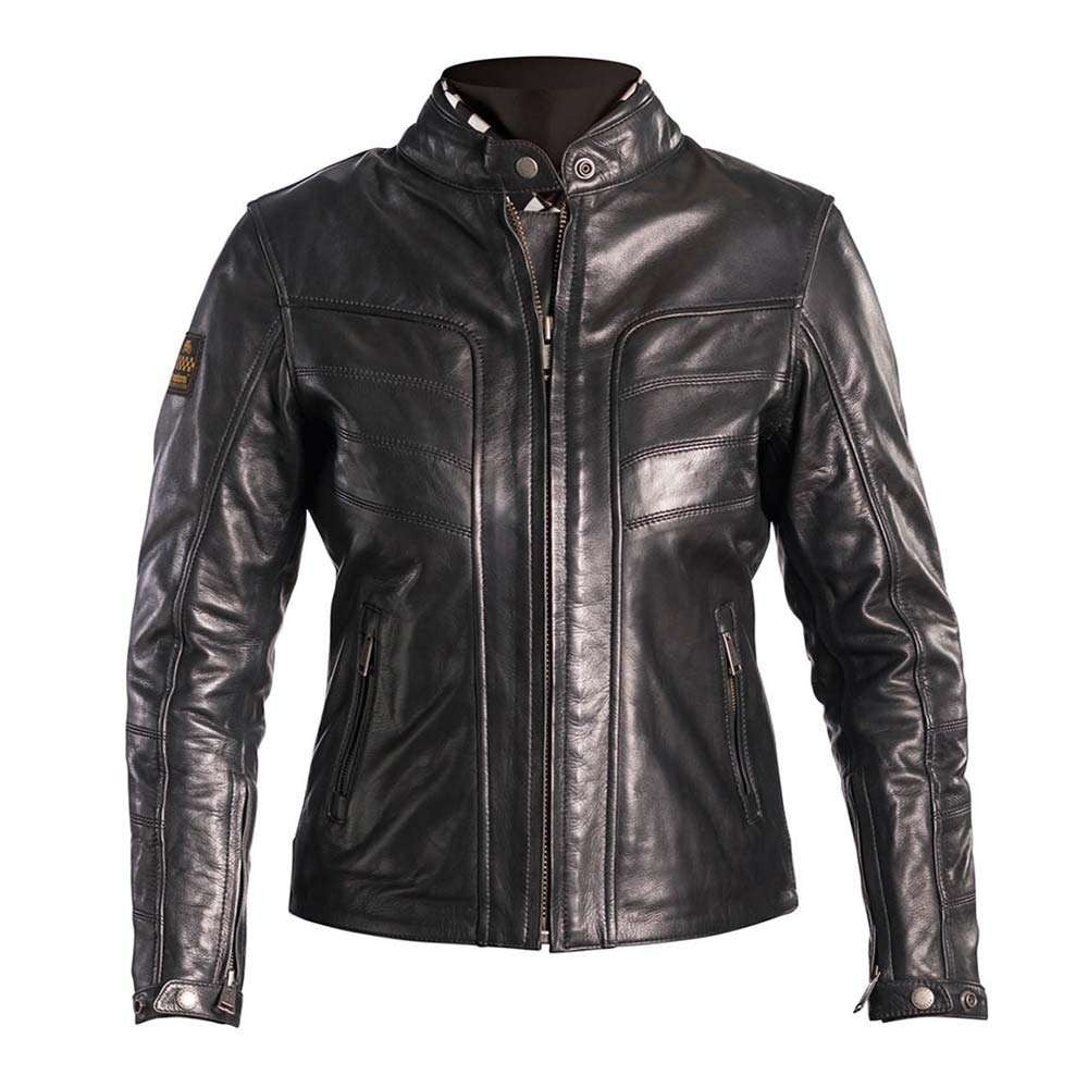 Helstons SARAH Ladies Leather Motorcycle Jacket
