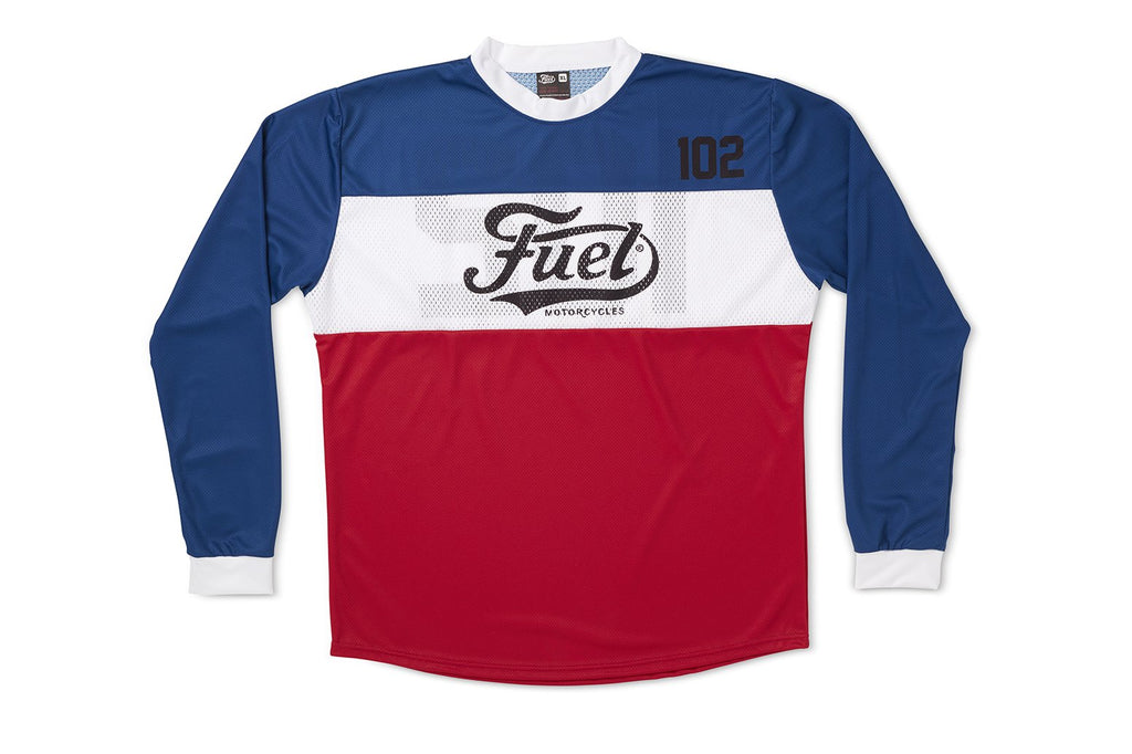 "FUEL - ""102"" Enduro Jersey"