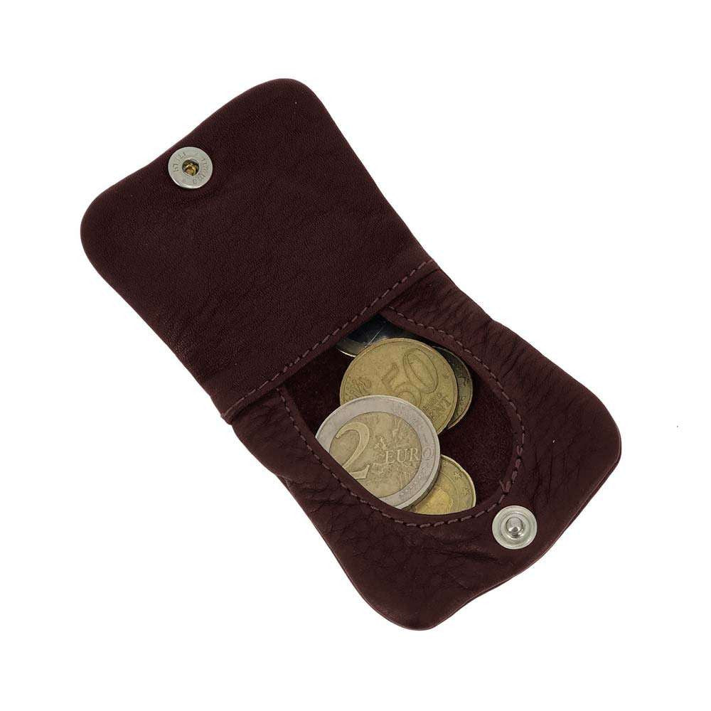 Kytone - Coins Wallet Brown Leather