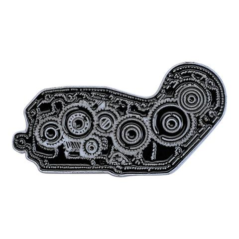 Biltwell Enamel Pin Badge - 4 Cam