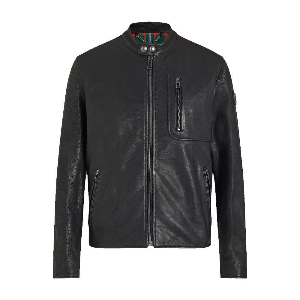 Belstaff - Long Way Up - Montana Leather Jacket