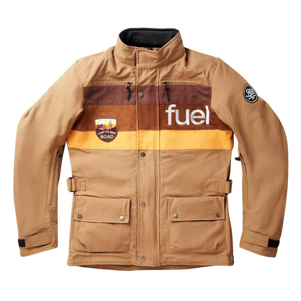 Fuel Rally Marathon Motorcycle Jacket