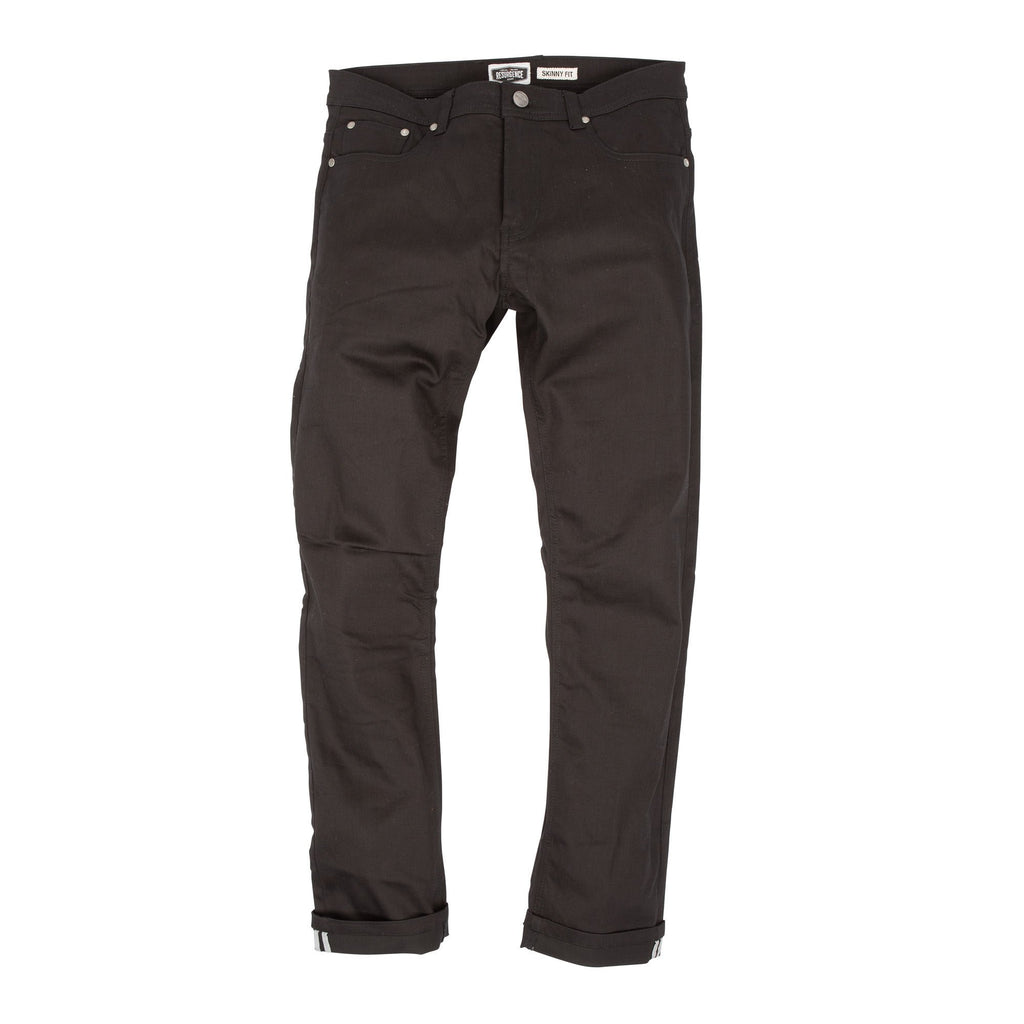 "Resurgence Gear® 2020 Warrior PEKEV Lite Motorcycle Jeans (32"") - Black"