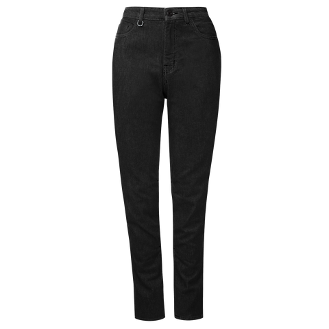KNOX Roseberry Ladies Denim Jeans (Kevlar ® lined) - Black