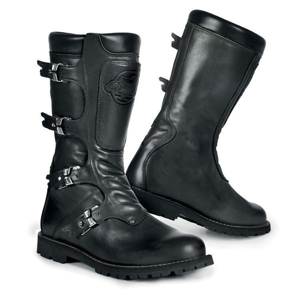 STYLMARTIN CONTINENTAL VINTAGE BOOTS - Black