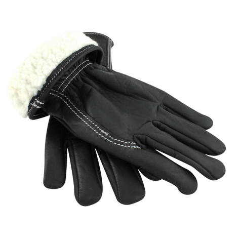 Kytone Black Winter Gloves