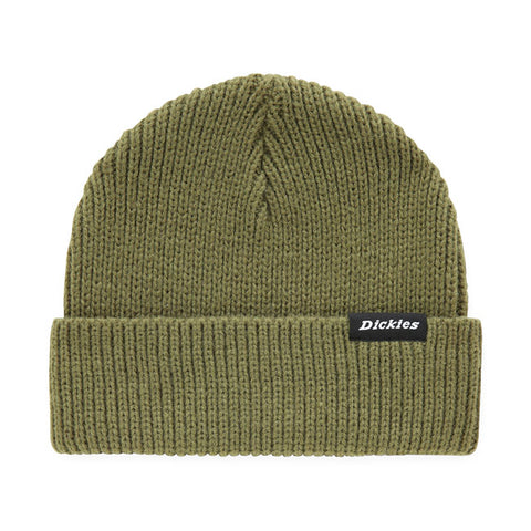 Dickies Woodworth Beanie - Dark Olive