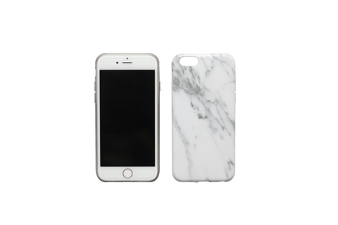 Blanc Marble Phone Case