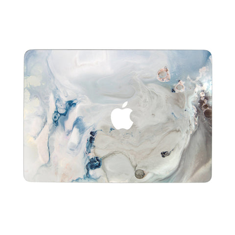 Blue Marble MacBook Skin Full Set