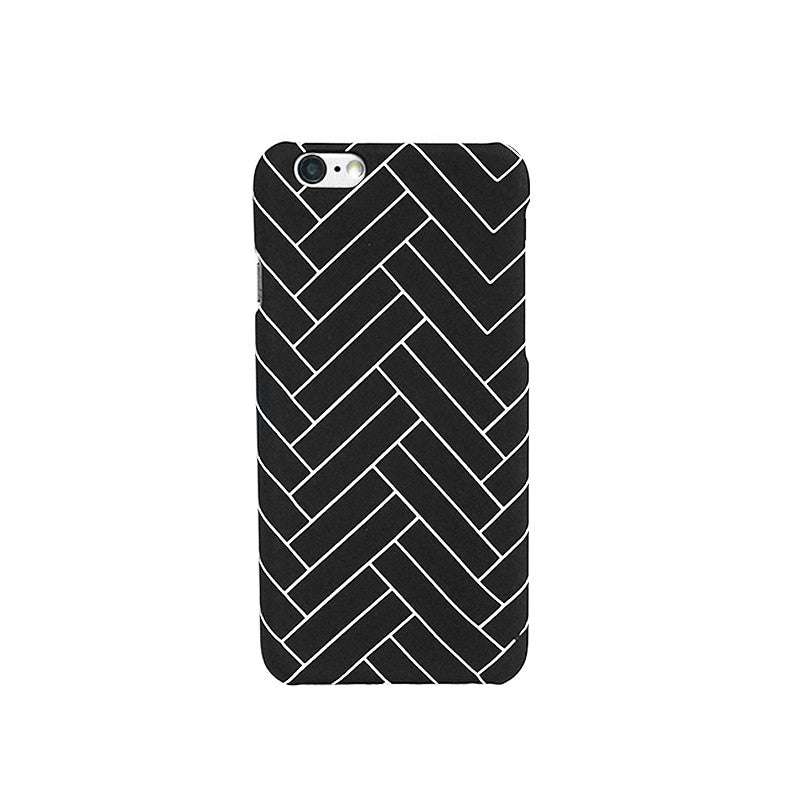 Herringbone Phone Case