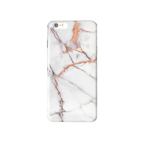 Gold Marble Phone Case - LUXE