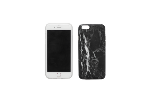 Noir Marble Phone Case