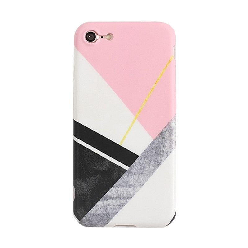 Pastel Splice Phone Case