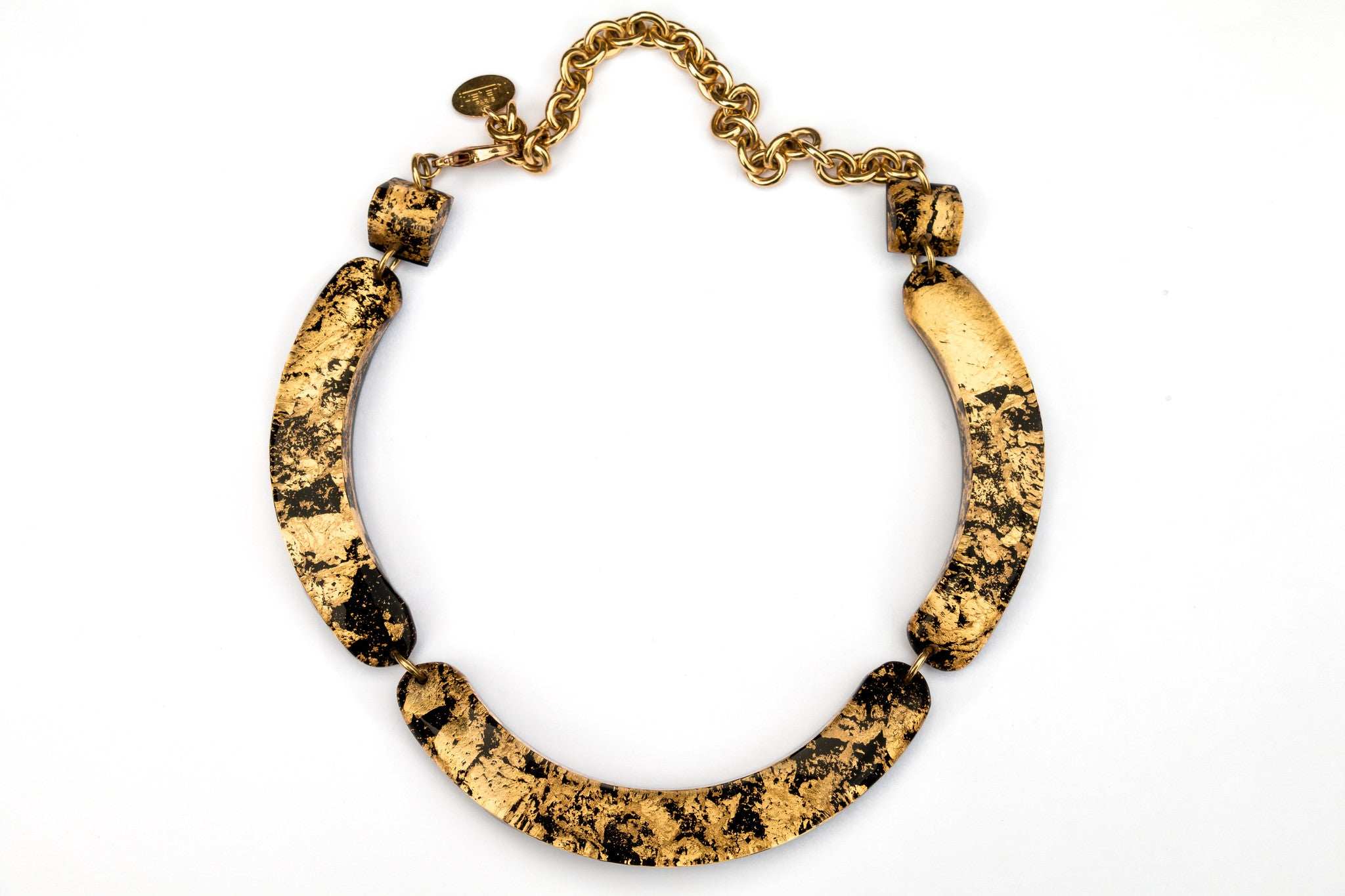Necklace - Noir Chic / Collier