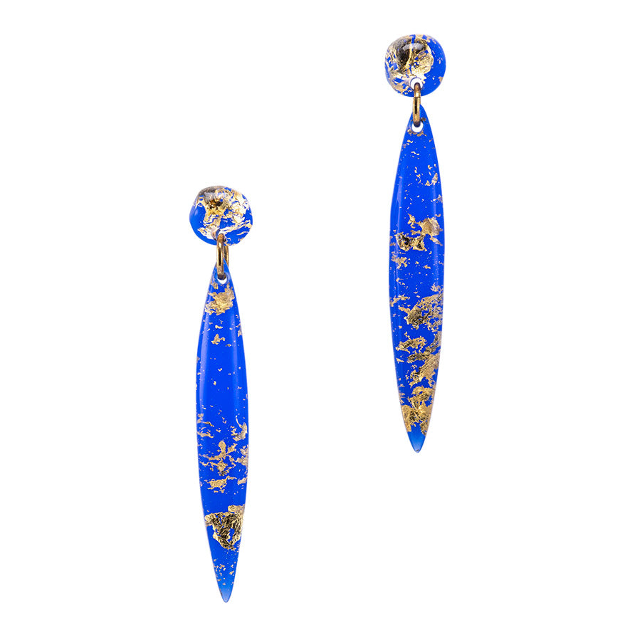 Chelsea's Dangling Earrings - Cosmos/ les boucles de Chelsea