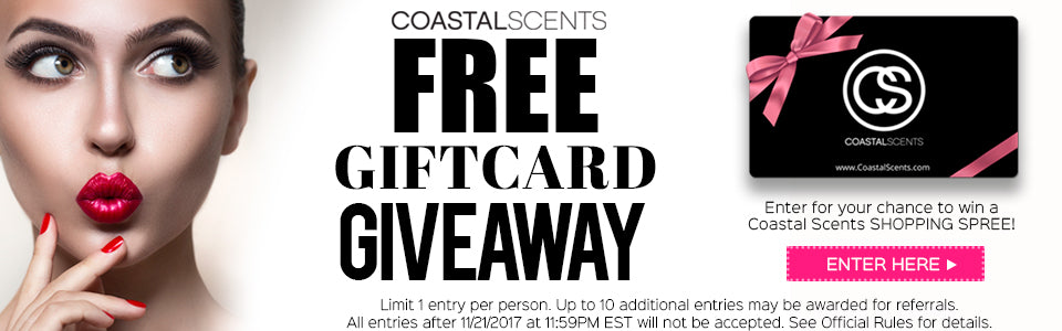 FREE Gift Card Giveaway