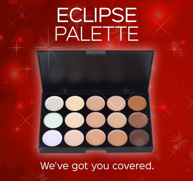 Eclipse Palette- We've got you covered.