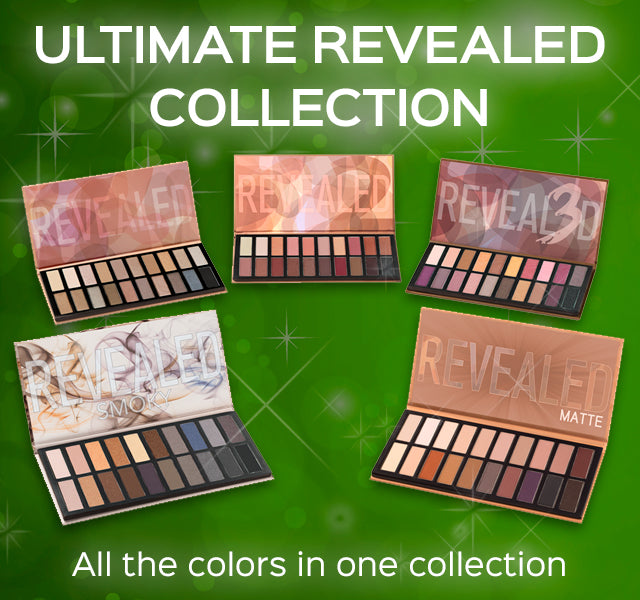 Ultimate Revealed Collection- All the colors in one collection