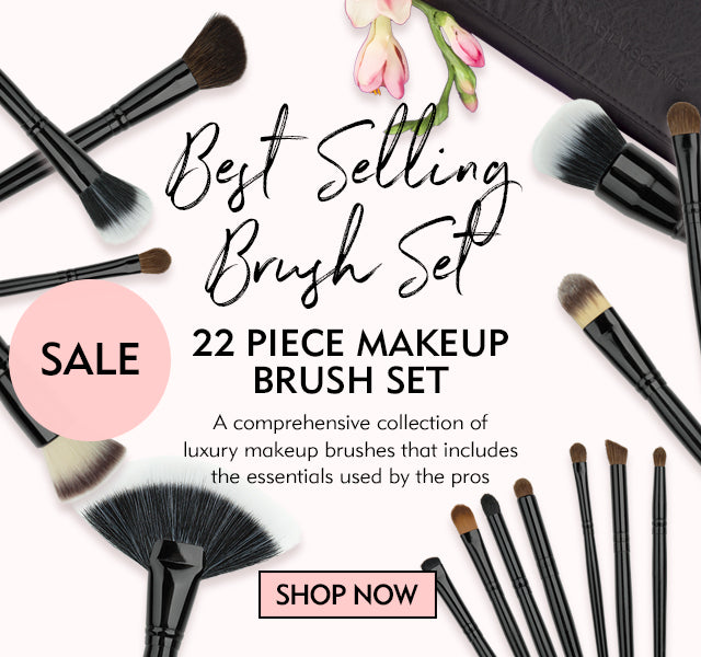 22 Piece Makeup Brush Set SALE!
