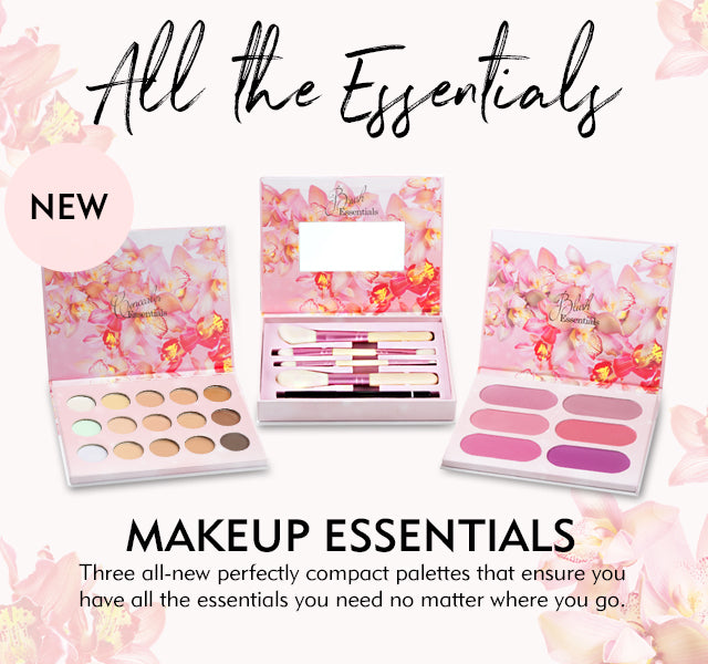 NEW Makeup Essentials Palettes