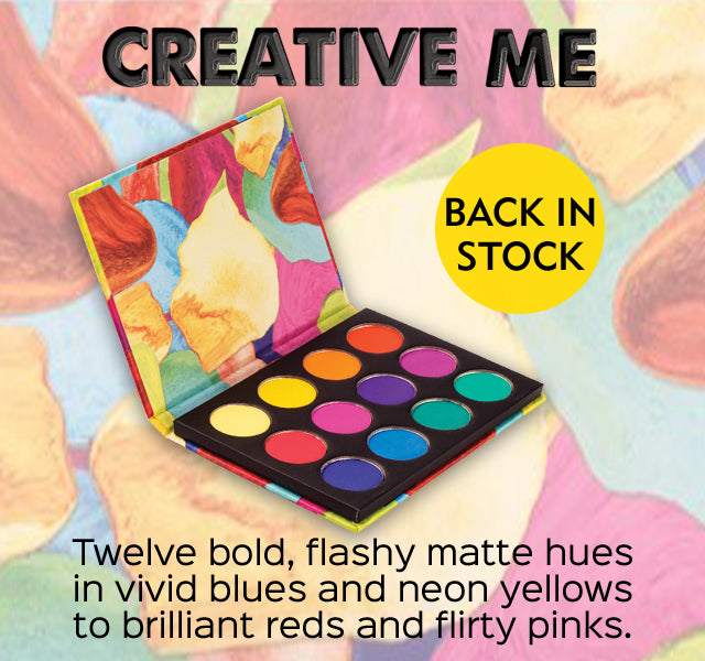 Creative Me Back In Stock