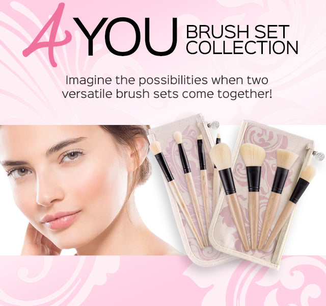 4 You Brush Set Collection