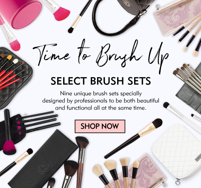 Select Brush Sets On Sale Now!