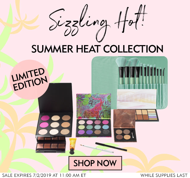 Sizzling Hot Summer Heat Collection