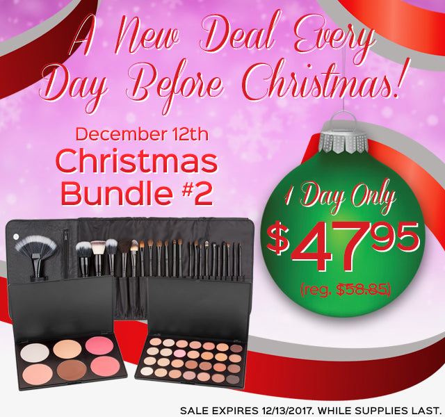 A New Deal Every Day Before Christmas! Christmas Bundle #2 $47.95 - 1 Day Only!