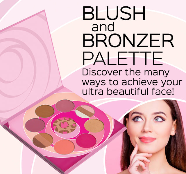 Blush and Bronzer Palette