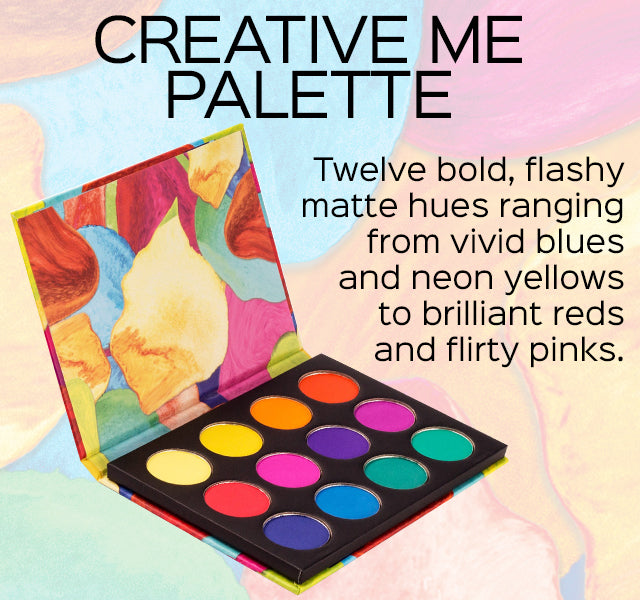 Creative Me Eyeshadow Palette