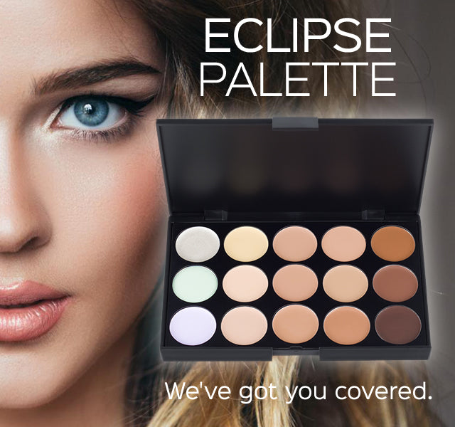 Eclipse Concealers Palette