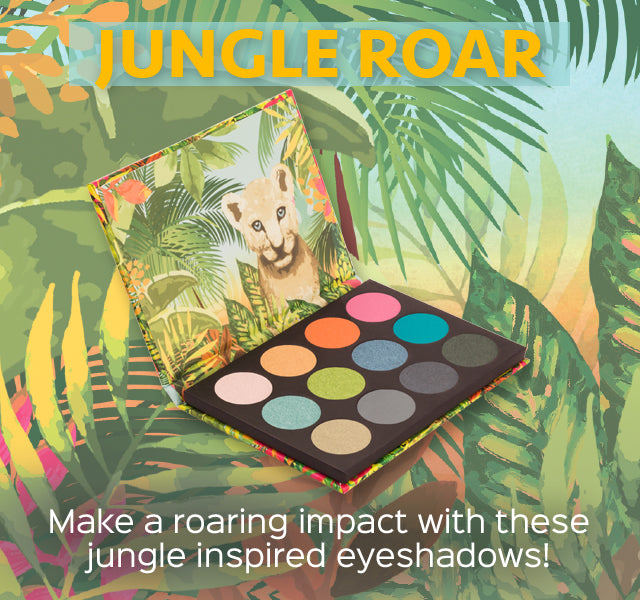 Jungle Roar Eyeshadow Palette