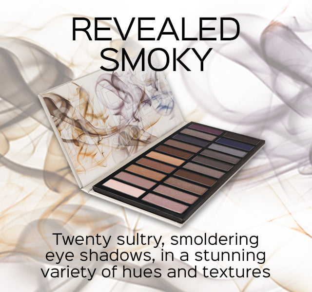 Revealed Smoky Eyeshadow Palette