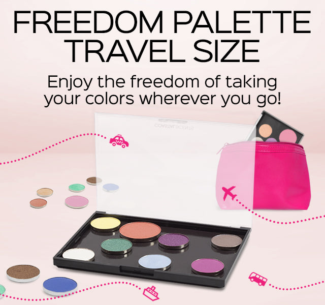 Freedom Travel Palette