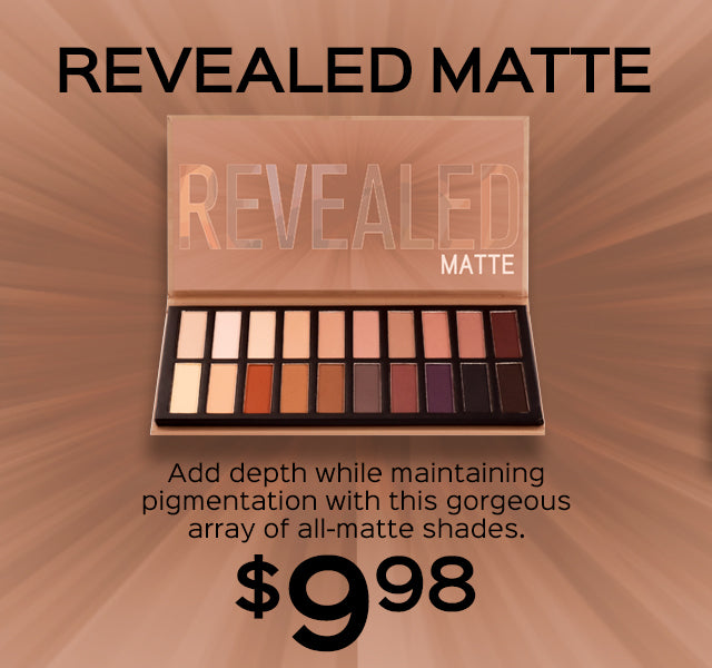 Revealed Matte Now Only $9.98