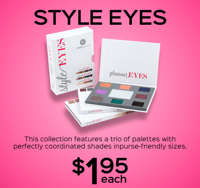 Style EYES Only $1.95 each